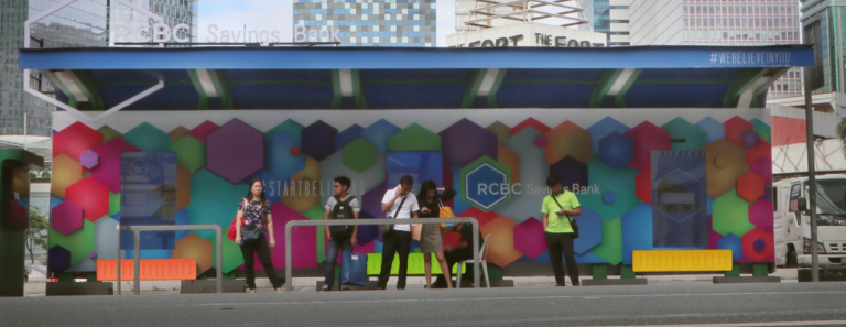 How Outcomm Changed the BGC Bus Experience